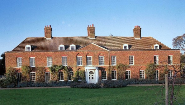 stunning+Anmer+Hall+Sandringham+estate+England+rZ238U6z7anl