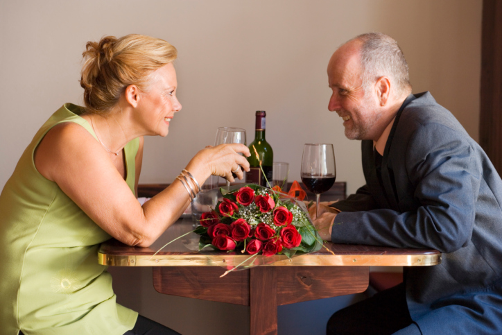 How to start dating in your fifties