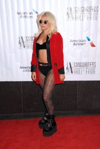 Lady-Gaga-arrives-to-the-2015-Songwriters-Hall-Of-Fame-Annual-Induction-And-Awards-Gala