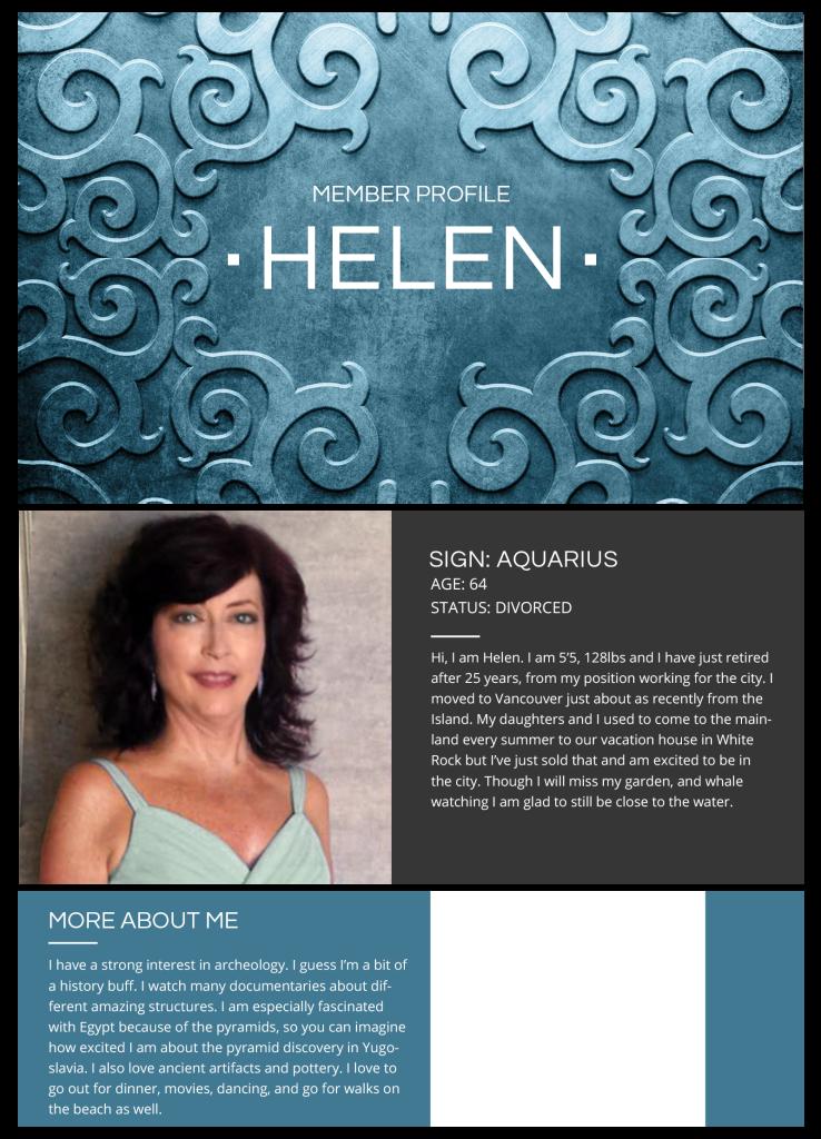 MemeberProfile-Helen