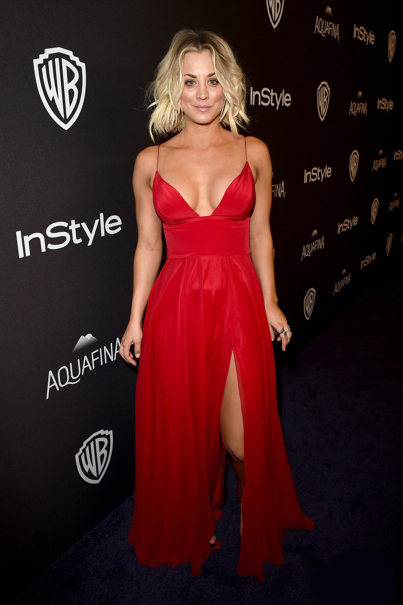 The 2016 InStyle And Warner Bros. 73rd Annual Golden Globe Awards Post-Party - Red Carpet